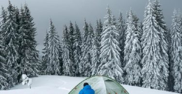 Best Cold Weather Tents - 4 season all weather camping tents