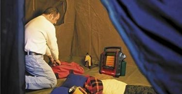 Best Tent Heaters for Camping