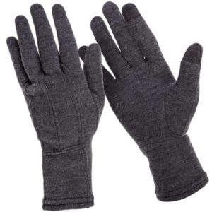 Merino Wool Glove Liner for Extra Layer of Warmth!