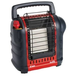 Mr. Heater Buddy Indoor Safe Portable Radiant Heater