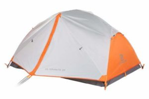 Featherstone Outdoor UL Granite 2 Person Ultralight Backpacking Tent for 3-Season Camping and Expeditions