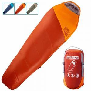 Abco Tech Sleeping Bag – Envelope Lightweight Portable, Waterproof, Comfort with Compression Sack