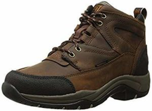 Ariat Womens Terrain H2O Hiking Boot Copper