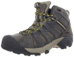 KEEN Mens Voyageur Mid Hiking Boot