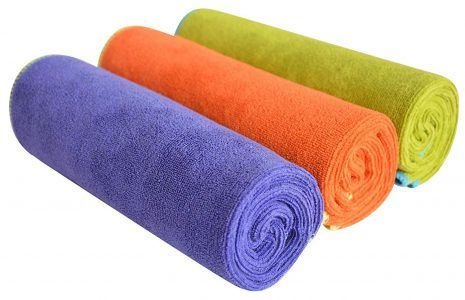 Sinland Multi-purpose Microfiber Fast Drying Towels