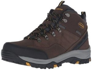 Skechers Mens Relment Pelmo Chukka Waterproof Boot
