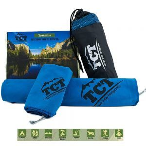 The Camping Trail Outdoor and Camping Towel Set