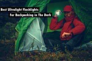 Best lightweight backpacking flashlights