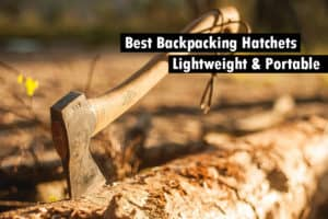 Best Backpacking Hatchets