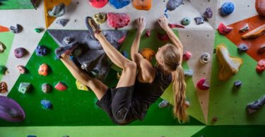 Choosing the right climbing shoes