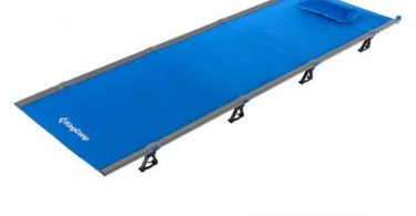 low profile camping cot