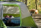 how to make a camping cot more comfortable